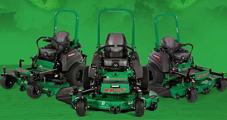 Bob-Cat Zero-Turn Mowers